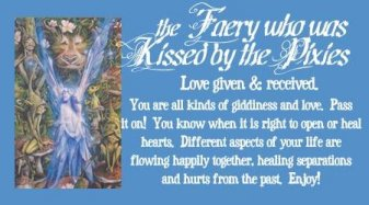 What faery are you?
